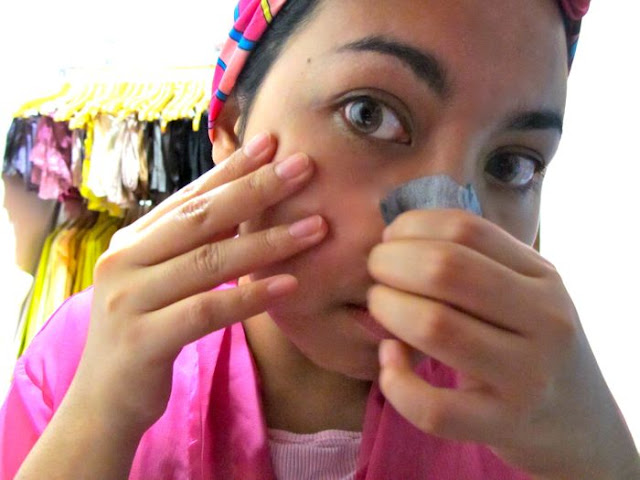 Pimple Blackhead Suction Remover : Find Out Does Nosepore Strips Really Pull Off Your Blackheads