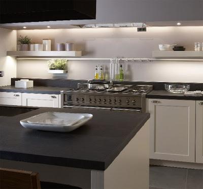 T preguntas una soluci n para el frente de la cocina - Frente cocina cristal ...