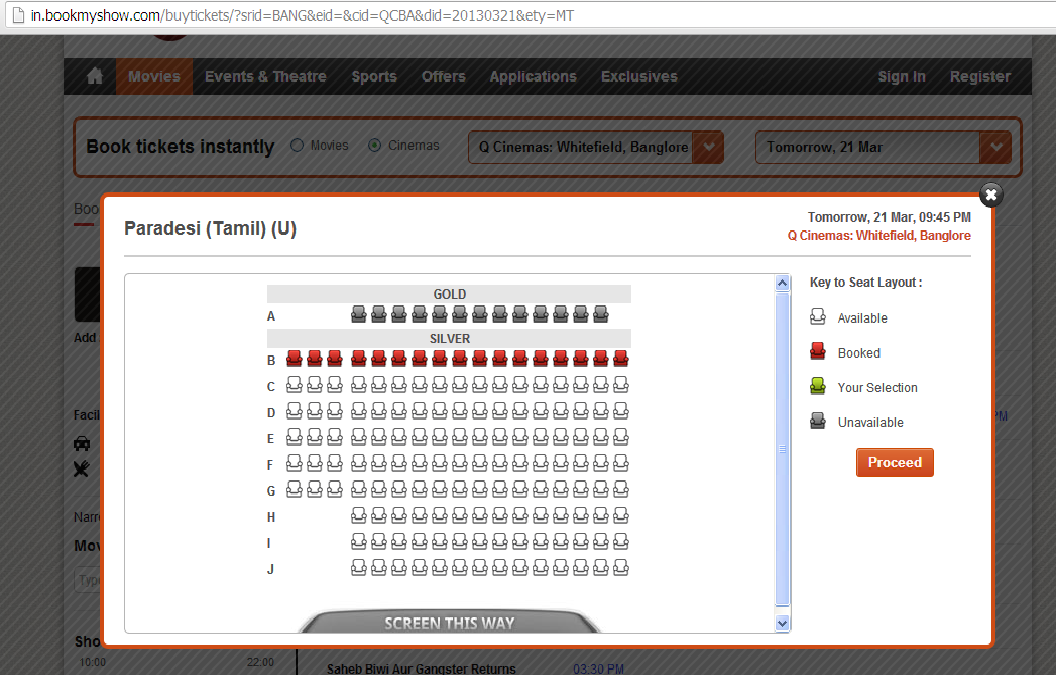 how to cancel tickets in bookmyshow
