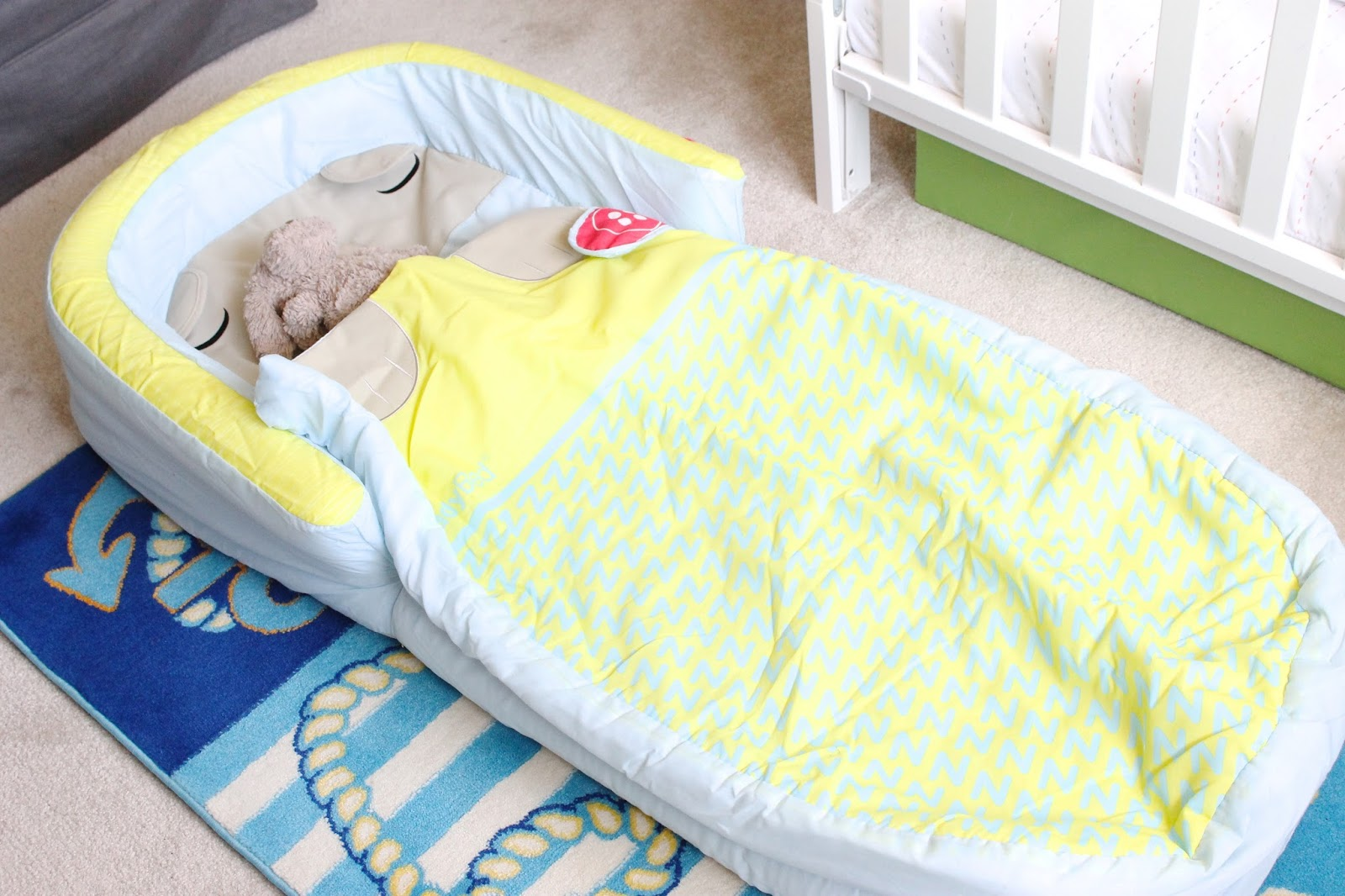BearHug My First ReadyBed Review and Giveaway   Bump to Baby