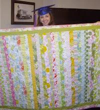~Sarah's Graduation Quilt~