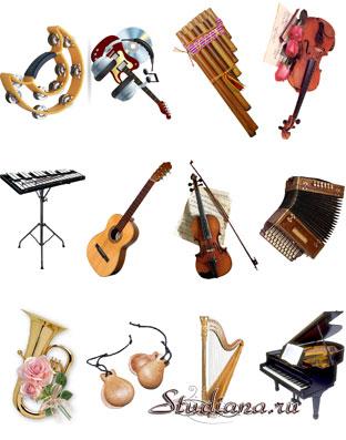 музыкальные и немузыкальные звуки картинки
