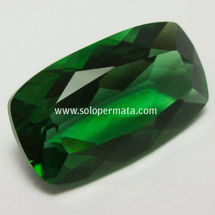 Batu Permata Green Quartz - 02B13