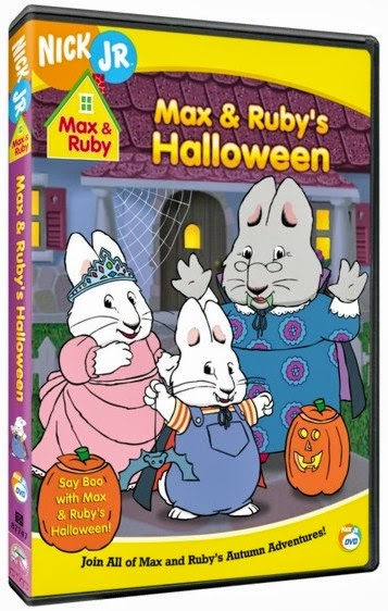 Stacy Tilton Reviews Nickelodeon Halloween DVD Prize Pack Giveaway