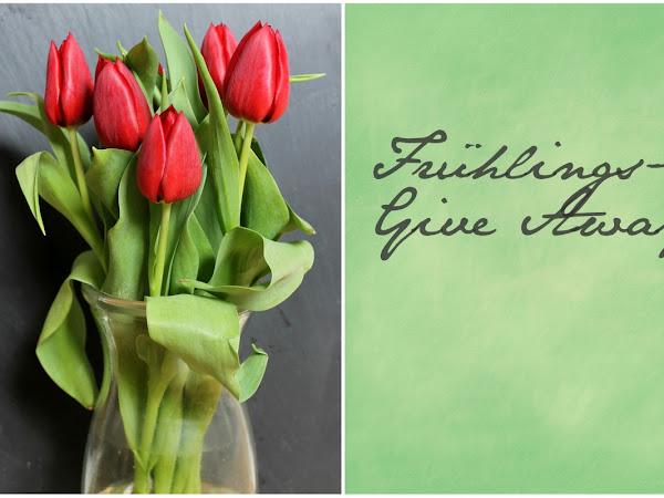 Frühlings-Give Away