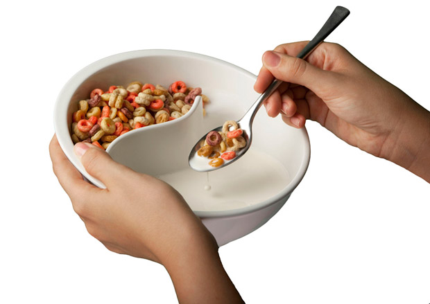 No More Soggy Cereal!
