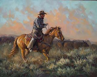 oleos-de-vaqueros-a-caballo-shawn-cameron