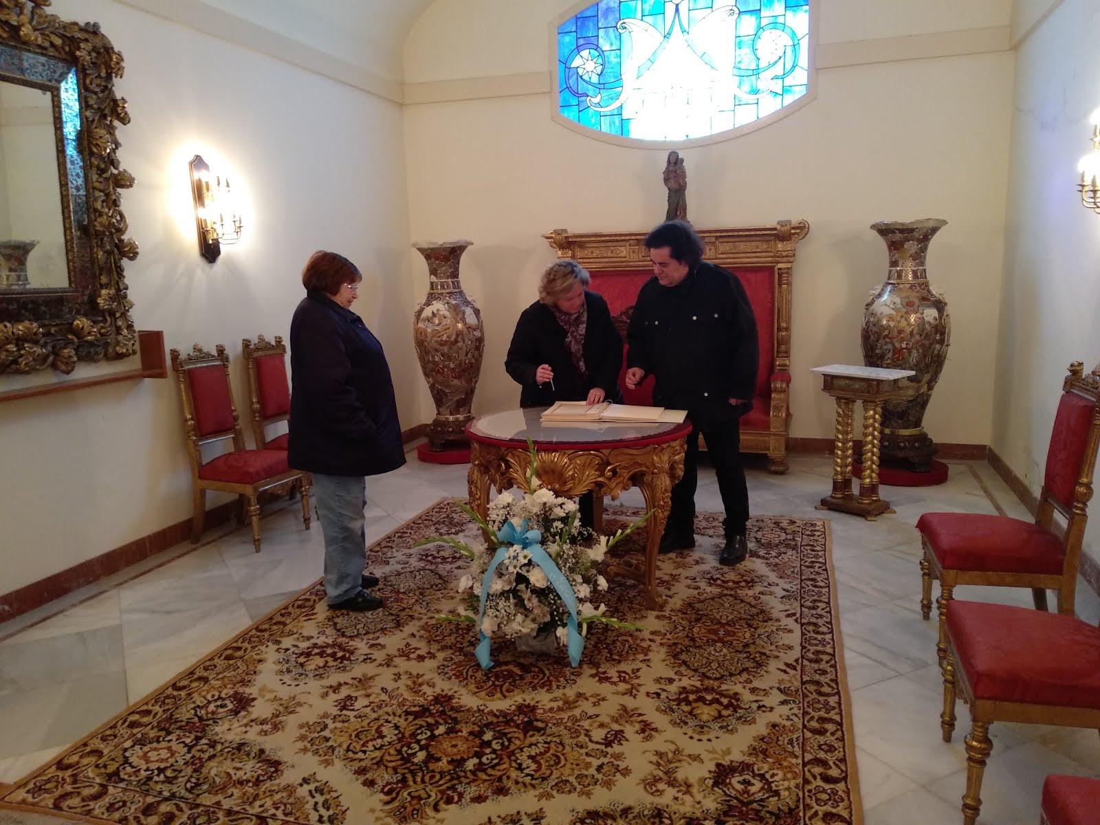 Peregrinació de la Congregació Mariana de Reus al Santuari de Misericòrdia (8-12-2019)