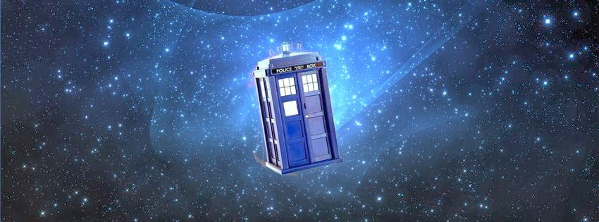 Couverture facebook originale doctor who