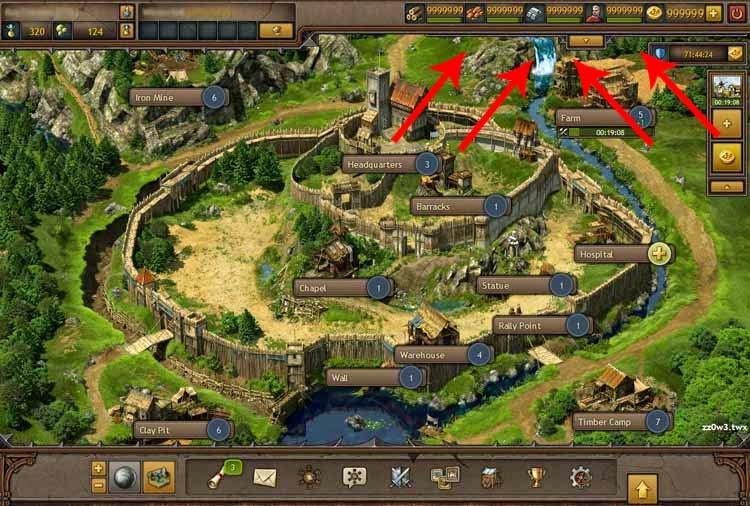 Tribal Wars Hack updated ~ Download Cheats