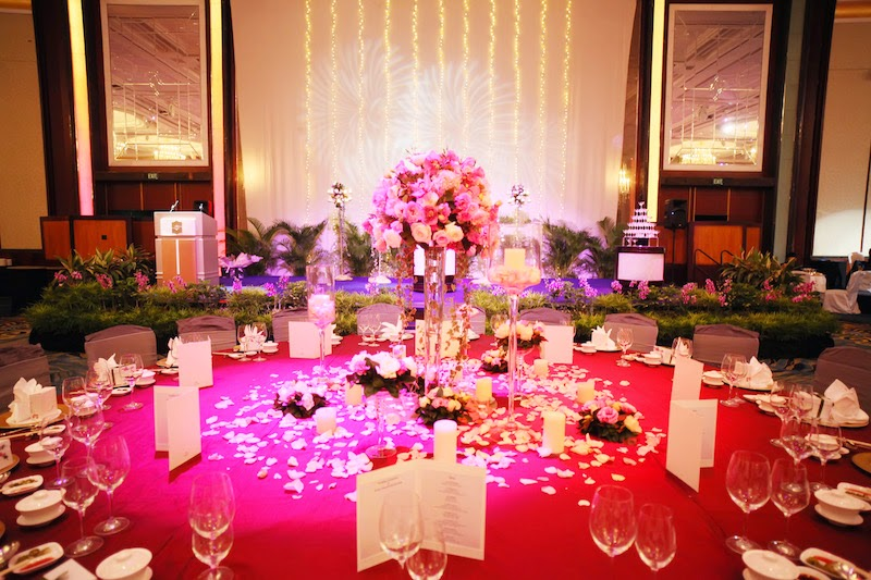 Shangri La Singapore Wedding Review photo