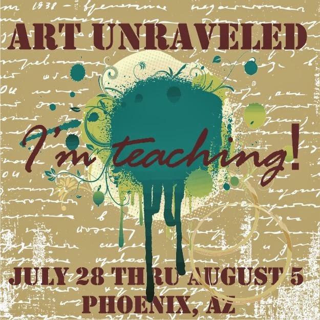 Art Unraveled 2014