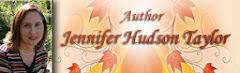 Jennifer Hudson Taylor's Books