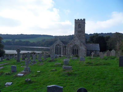 St. Winnow Church Cornwall