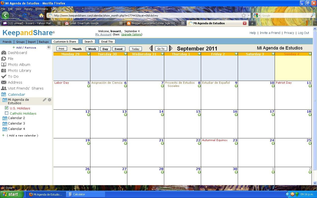 domingo, 4 de septiembre de 2011