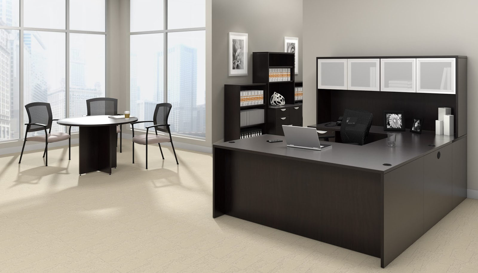 The Office Furniture Blog At These Executive Interiors Will Inspire Your