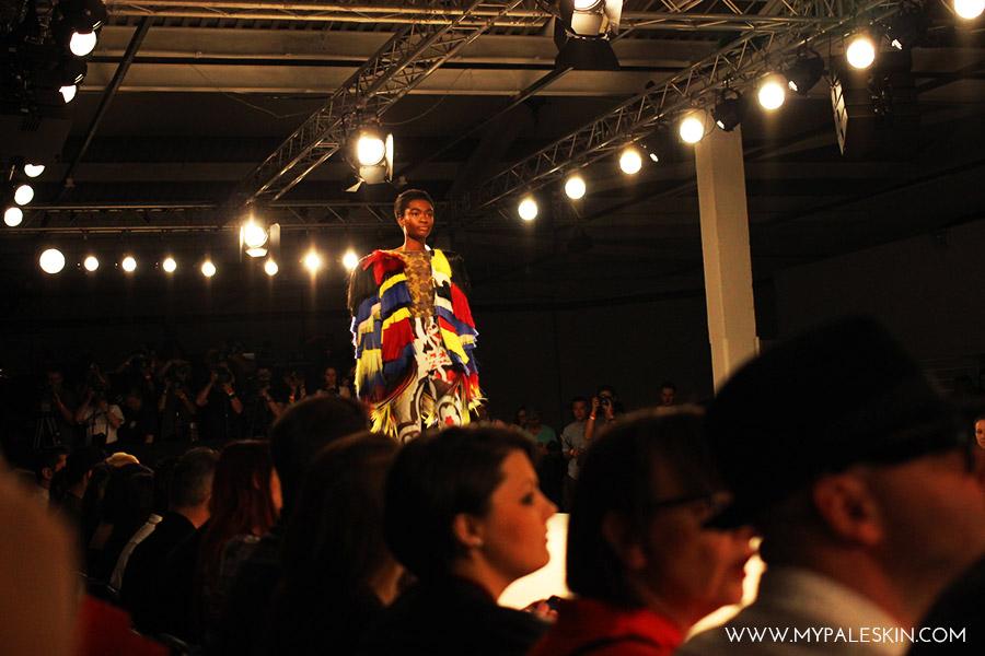 Krasimira Ivanova-Stoyneva Graduate Fashion Week