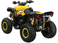 2013 Can-Am Renegade Xxc 800R ATV pictures 3