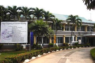 may mga larawan ako ng ilang lugar at department ng aming paaralan