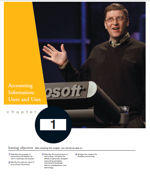 Download PDF Accounting Information: Users and Uses