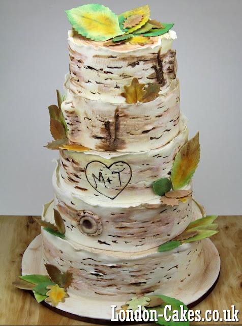 Best Wedding Cakes in London