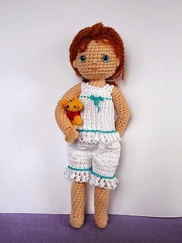 Amigurumi Free Pattern Ravelry : Ravelry crochet bleuette free pattern by beth ann webber