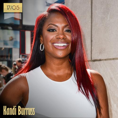 17 de mayo | Kandi Burruss - @Kandi | Info + vídeos