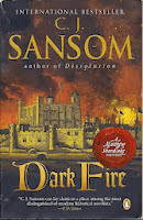 Cover of Dark Fire by C. J. Sansom