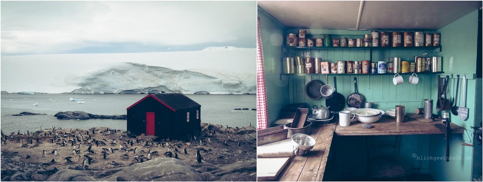 Port Lockroy, Antarktische Halbinsel
