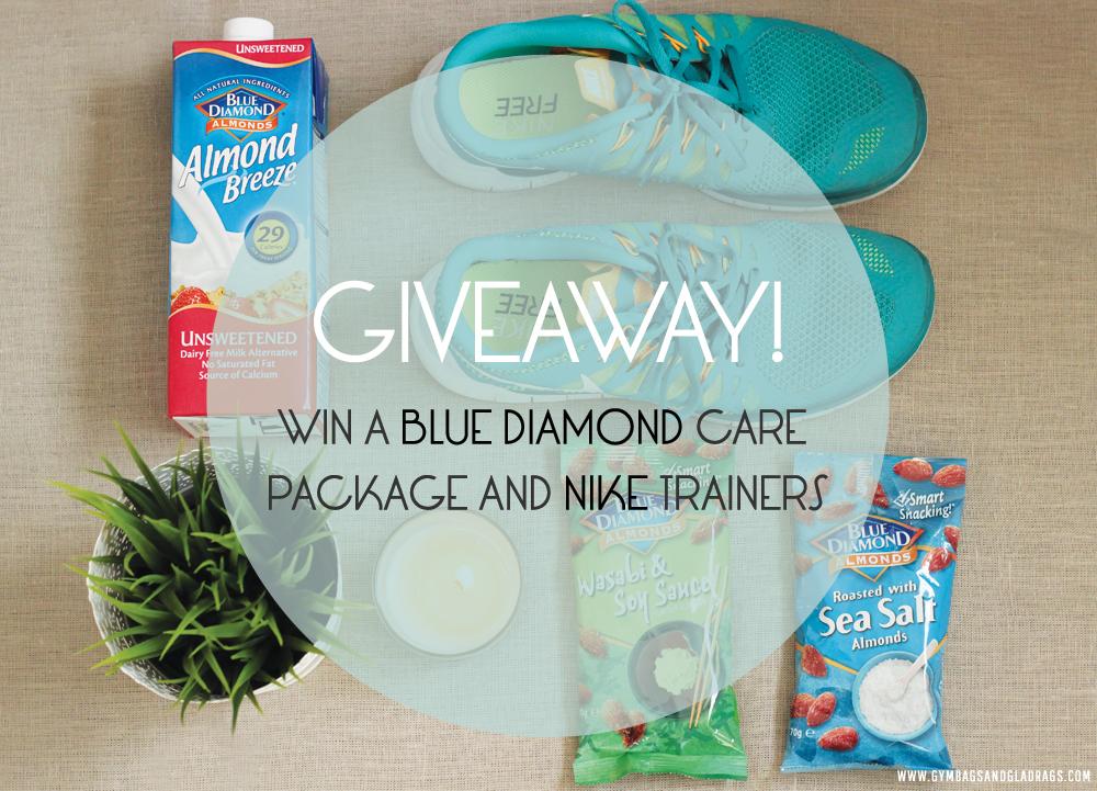 Blue Diamond Nike Free Run Giveaway