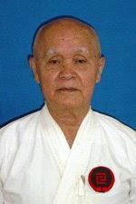 sensei SHUICHI ARAGAKI, 10th DAN