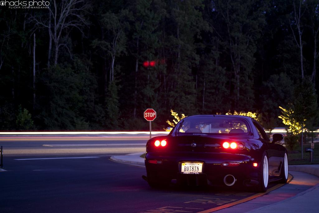 Mazda RX-7, FD, JDM, tuning, samochody z duszą, ciekawe auta, modyfikacje, zdjęcia