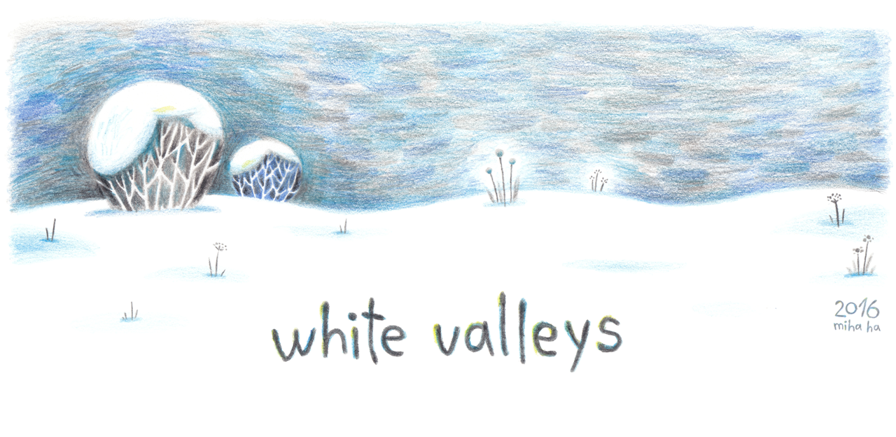 white valleys