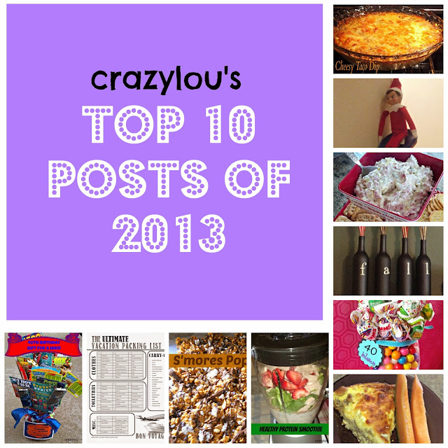 crazylou's Top 10 Posts of 2013
