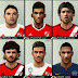 Facepack River Plate + Boca Juniors by PedroRamone24