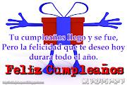 Feliz Cumpleaños Paninooooo!!! Te amo panino Angel! fc fc