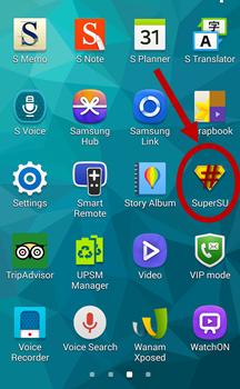 Cara Root Samsung Galaxy Tab 4 SM-T331