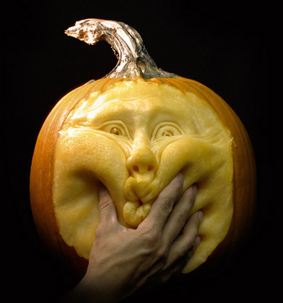 Top Ten Creative Halloween Pumpkin Designs! Which One Is Your Favorite?