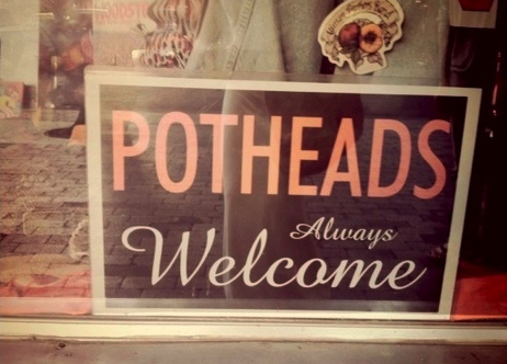 Funny Pictures About Potheads