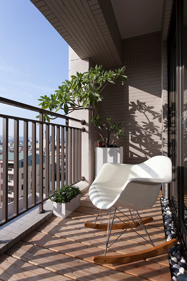 The 25 best Modern balcony ideas on Pinterest Balcony design
