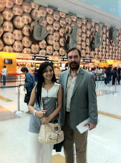 Humaima Malick with Mr. Ansar Burney In Pakistan Celebrities