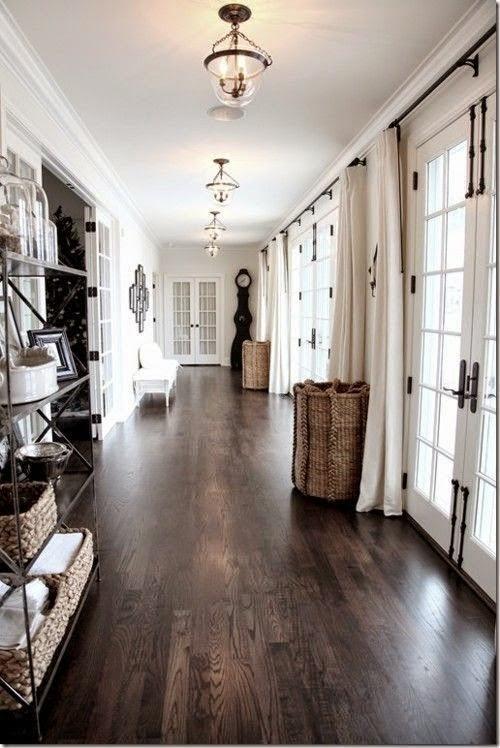 benefit of wooden floor