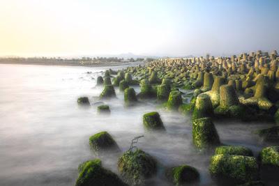 Konsep Foto Long Exposure dan Slowspeed Landscape Yogyakarta