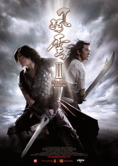 Phong Vân 2 - The Storm Riders 2 - 2009