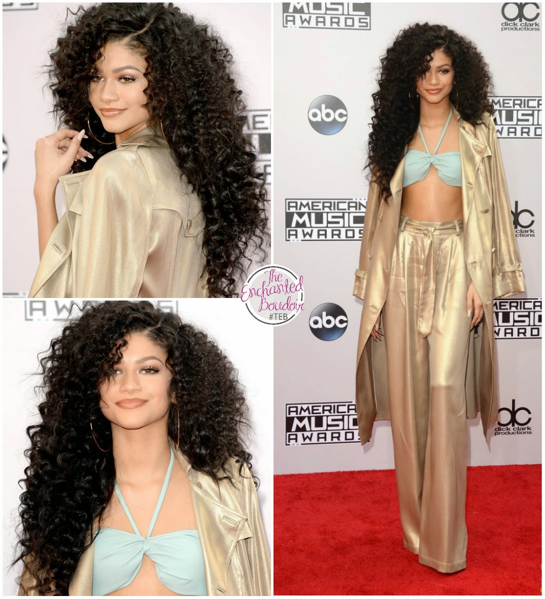 zendaya diana ross look
