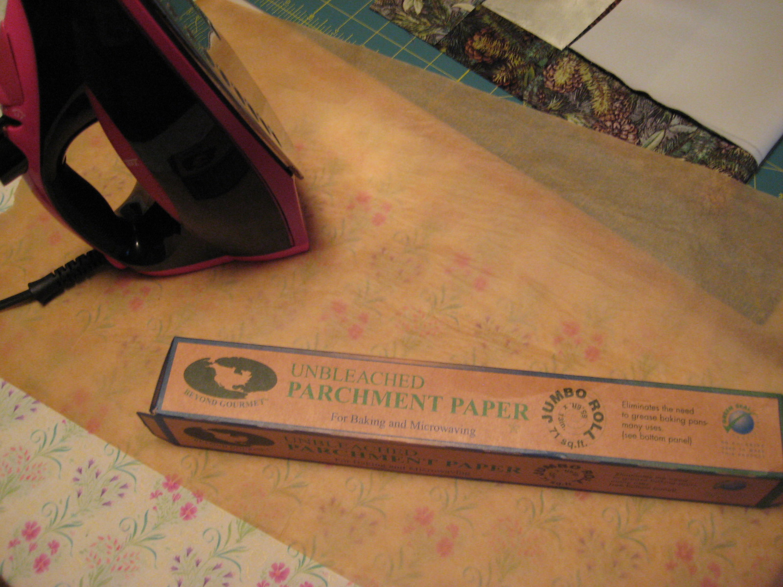 fusing photo paper instructions
