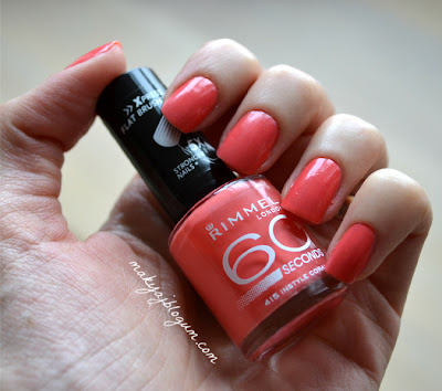 """rimmel instyle coral"""