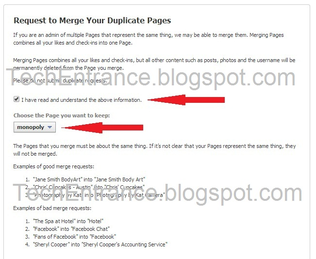 طريقة دمج الصفحات بعد تجاوز الحد المسموح أو عند ظهور رسالة الخطأ ( الطريقة الرسمية ) | Merge Facebook Pages After Limit or Error