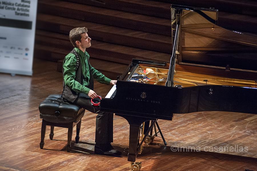 Marco Mezquida (Palau de la Música Catalana, Barcelona, 4-8-2015)