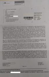 Informe de la Inspección de Trabajo sobre la denuncia presentada por CTA por los impagos de Tempo F